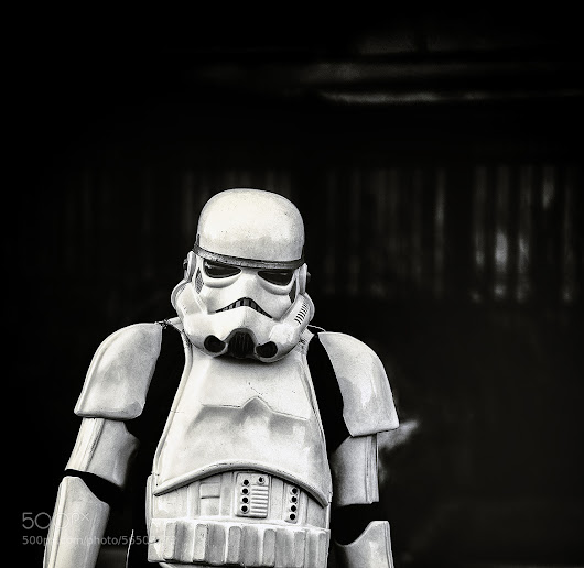 The Stormtrooper of London