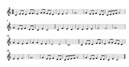 Question & Answer Melody Composition - Pinewood Music Theory
