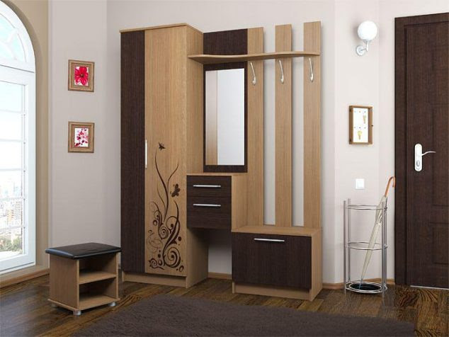 prihozhaya dlya malenkogo koridora 3 634x476 13 Absolutely Great Contemporary Wardrobes