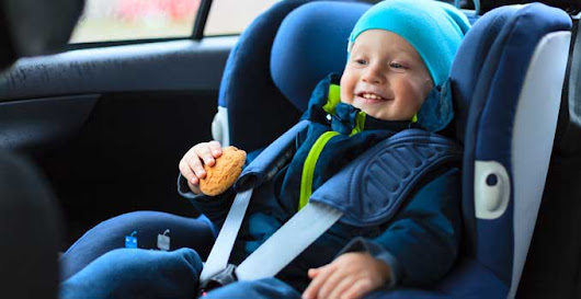 Five things you'll learn during Child Passenger Safety Week
