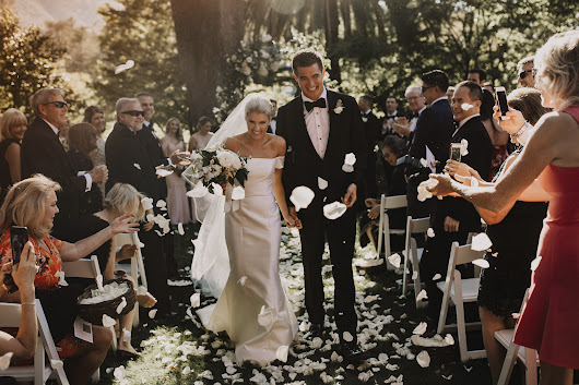 Olympian Nathan Adrian Is Married: See the First Wedding Photos