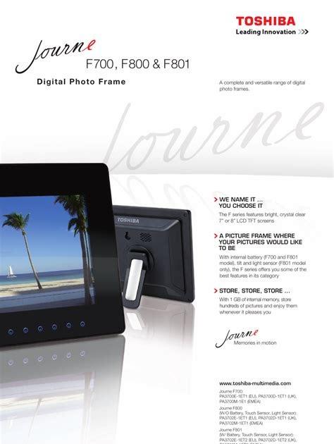 Download EPUB toshiba journe manual Kindle Edition PDF