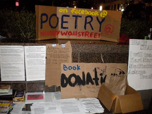 poetry@wall st by jim leftwich