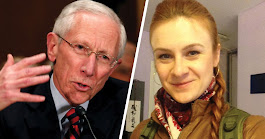 Russian 'agent' Butina met with top U.S. officials – including Stanley Fischer, ex-Bank of Israel chief - U.S. News - Haaretz.com