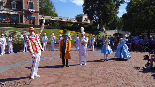 Disneyland, Alice, Cinderella