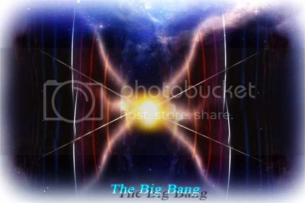 The Big Bang: Started from a small fireball and ended up in our endless universe