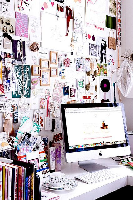 #workspace #inspiration #board