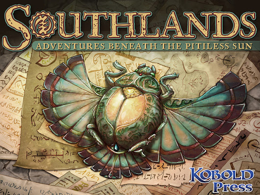 Southlands: New Fantasy Options for Pathfinder RPG