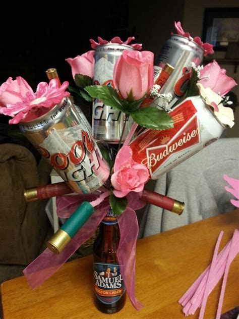 Redneck wedding centerpieces   who in the world would use