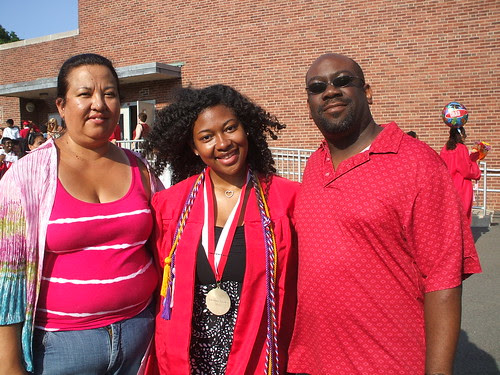 mom, angie and dad