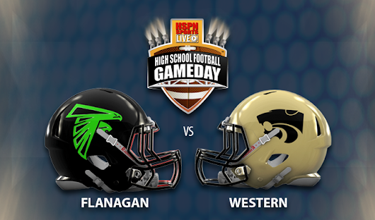 HSPN FLORIDA - LIVE HIGH SCHOOL FOOTBALL BROADCAST - FLANAGAN FALCONS V WESTERN WILDCATS (DISTRICT MATCHUP) - High School Sports | Sports News & Live Broadcasts | Video Highlights