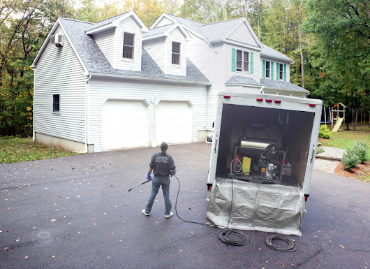 Shaboo CT Cleaning LLC. | We specialize in power washing, window & gutter cleaning