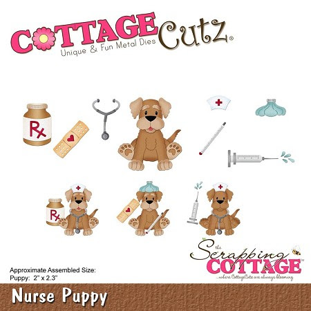 Image result for cottage cuts nurse puppy