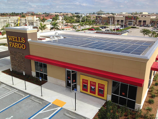 Wells Fargo Powered By 100% Renewables Across The World - North American Windpower
