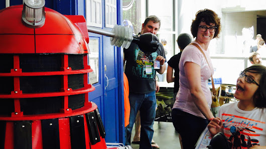 Maker Faire: You're Never Too Young for a Sonic Screwdriver - Bloggle