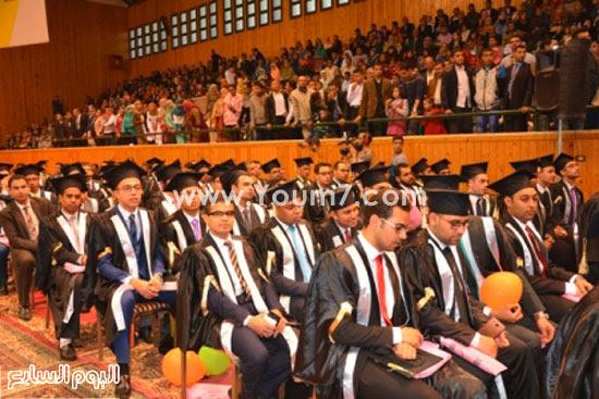 تخرج طلاب -كليه الطب- جامعه اسيوط (6)