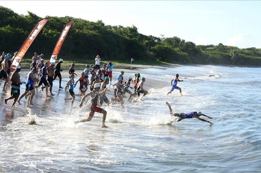 27 Caribbean Triathlons For A Racecation/Vacation - Caribbean & Co.