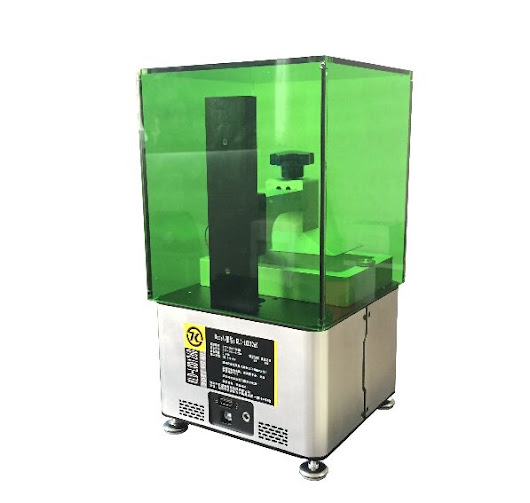 DHL fast shipping LCD light curing High precision Photocurable 3d printer . SLA 3D printer photosensitive SLA tooth jewelry