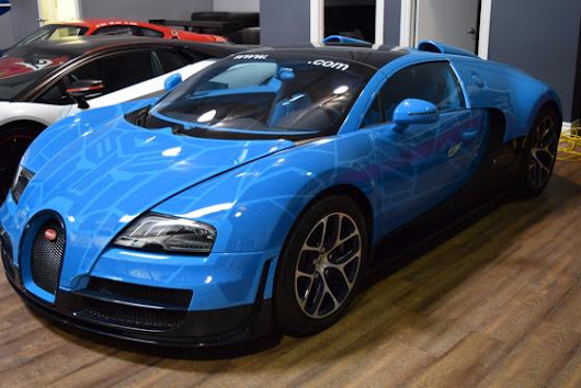 Bugatti Veyron For Sale | Global Autosports