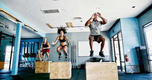 6 Ways to Boost Your Box Jump