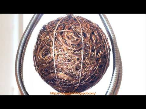 Copper Ball / Copper Art - Various Gauged Wire - @ 16 Pounds