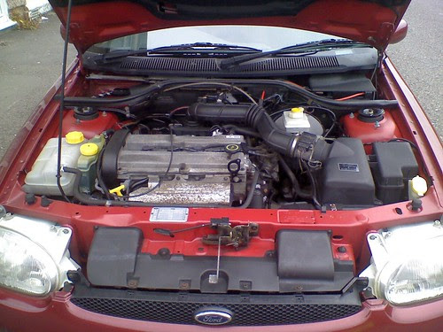 My car engine