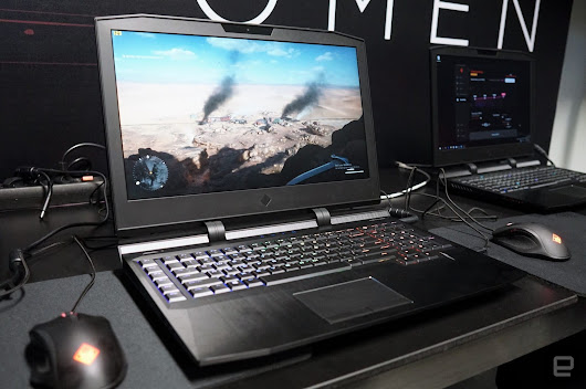 HP's Omen X is a monstrous, customizable gaming laptop | AbodeToday