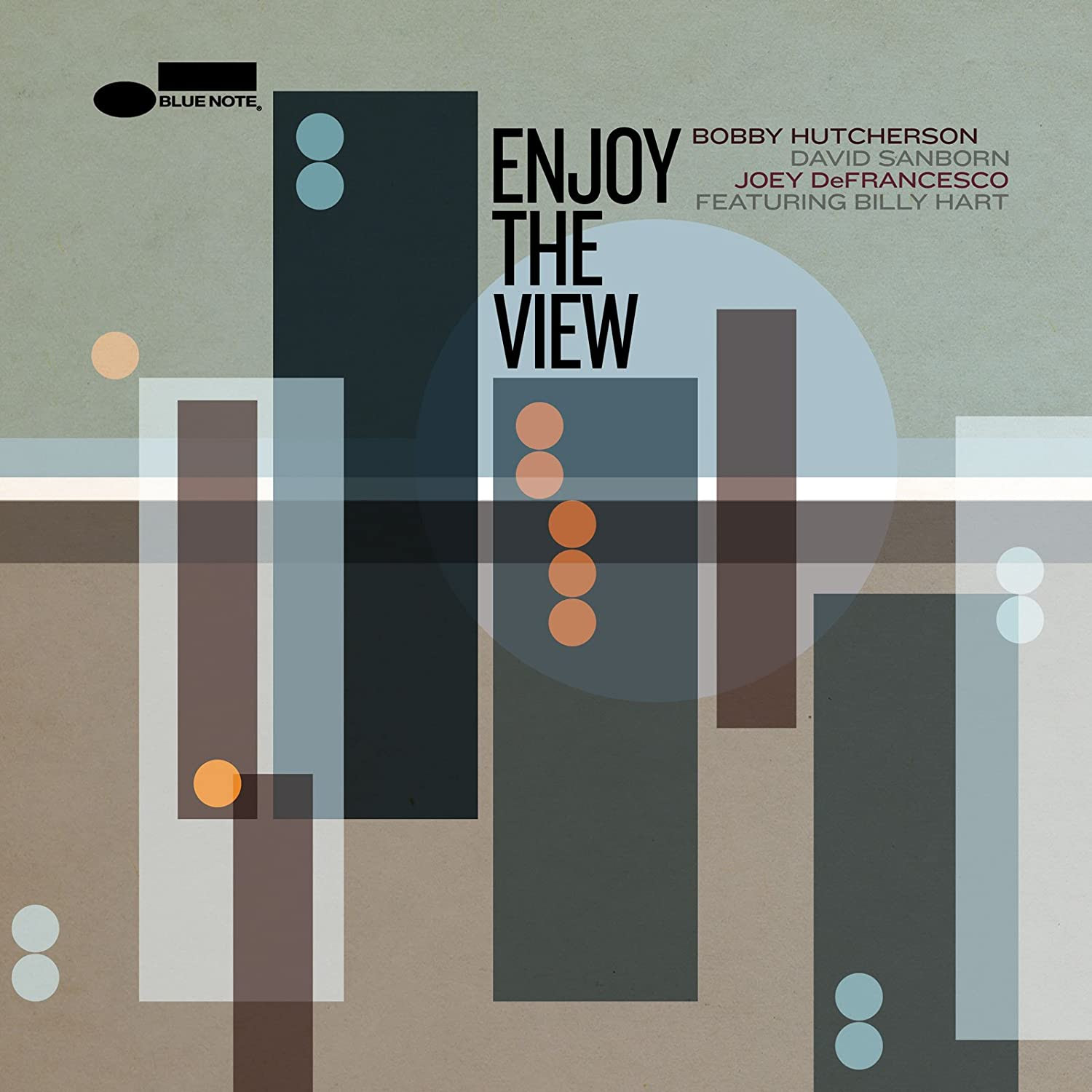 Bobby Hutcherson - Enjoy The View  cover