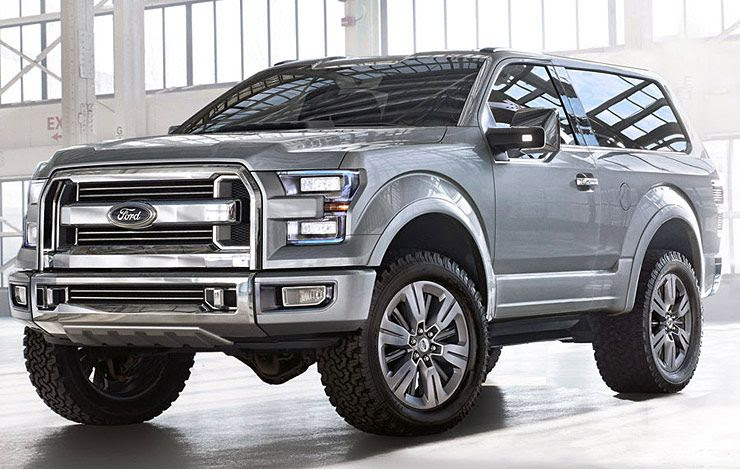 New Ford Bronco: Truth or Fiction?   Muscle Horsepower