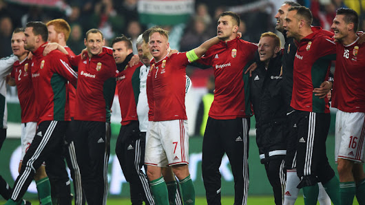 Hungary qualify for Euro 2016
