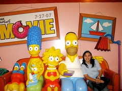 The Simpsons @ Movie Carnival, One Utama