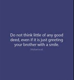 Good Quotes Good In Deed Charity Support Partner