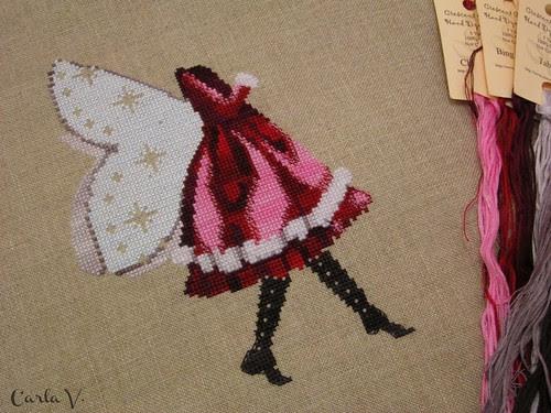 Xmas Elf Fairy