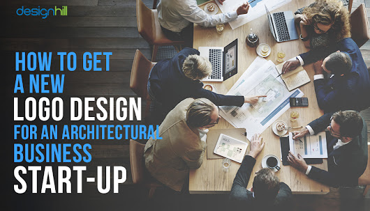 How To Get A New Logo Design For An Architectural Business Start-Up