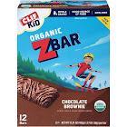 Clif Kid Energy Snack, Organic, Chocolate Brownie - 12 - 1.27 (36 g) bars [15.24 oz (432 g)]