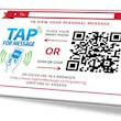 "NewsWatch Featured ""TapForMessage"", an NFC Enabled Video Greeting, on National Television"