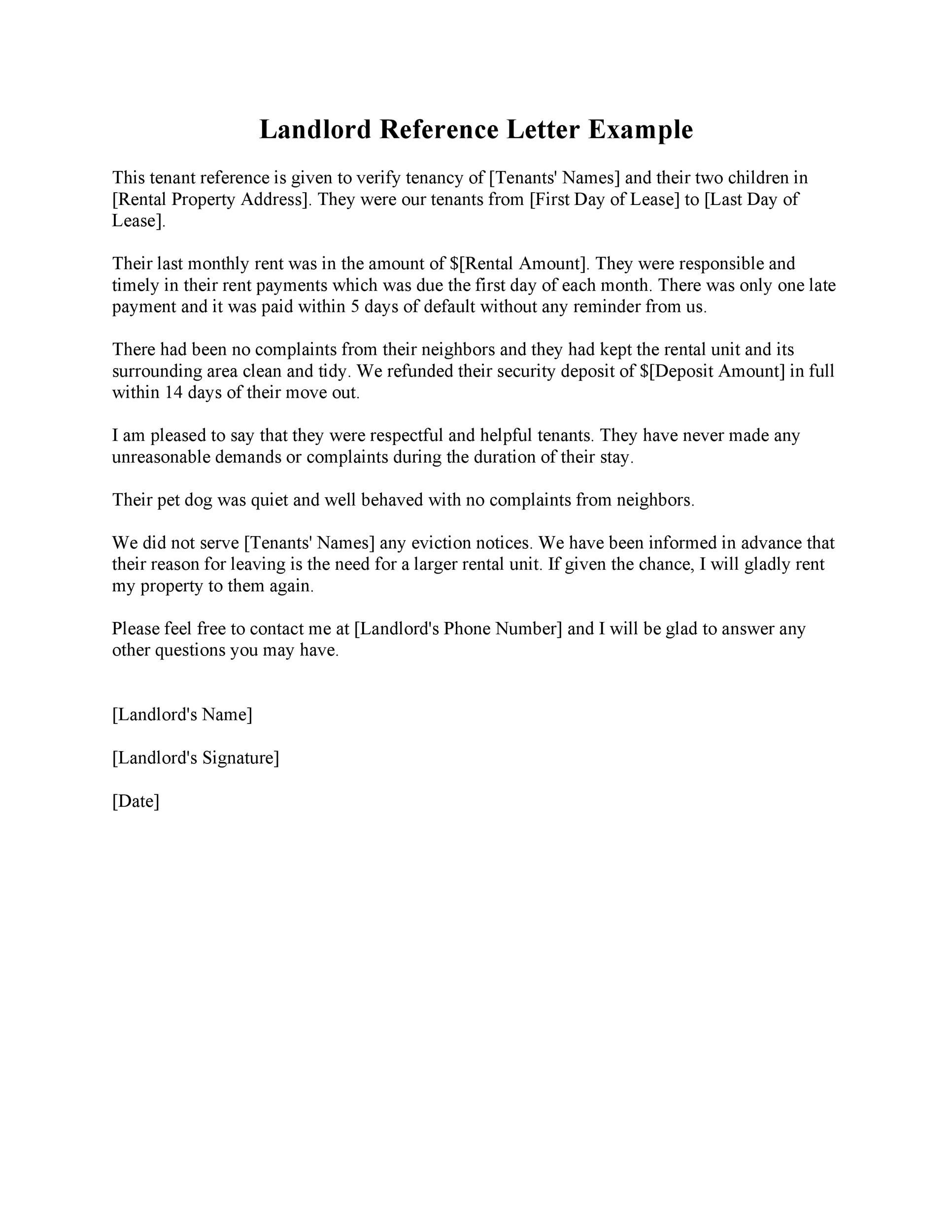 Reference Letter For Rental Application from lh3.googleusercontent.com