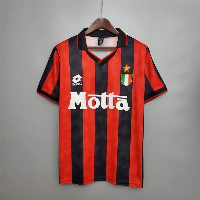 Ac Milan / AC Milan Home Football Shirt 20/21 - SoccerLord - Милан / milan associazione calcio.