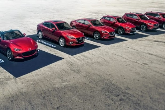 Mazda rolling out redesigns ahead of crossover from Huntsville plant | AL.com