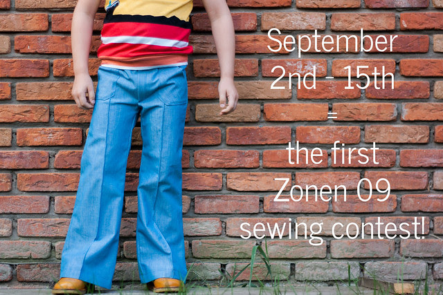 Zonen 09 sewing contest