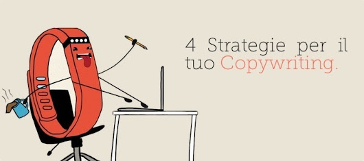 I 4 step fondamentale per un copywriting perfetto!