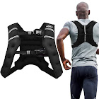 Aduro Sport Weighted Vest Workout Equipment 12lbs Body Weight for Men Women Kids