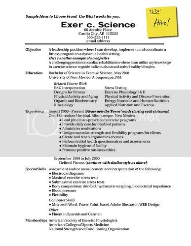 is your resume missing these 5  u201cmust haves u201d