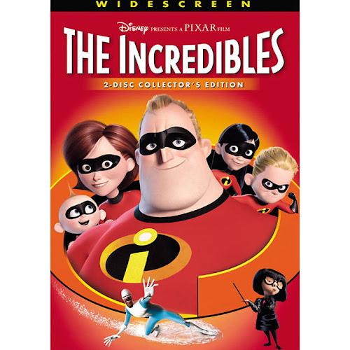Disney's The Incredibles [DVD]