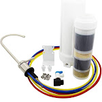 New Wave Enviro 10 Stage Under Sink Water Filtration System