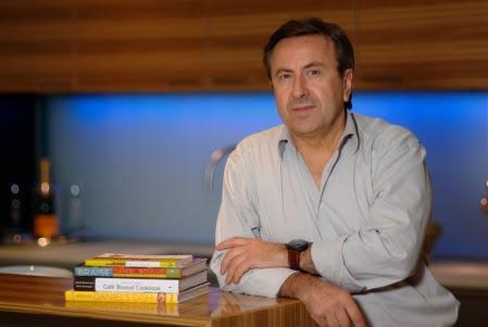 Le chef Daniel Boulud, qui a ouvert récemment son restaurant dans le Ritz-Carlton rénové de Montréal.