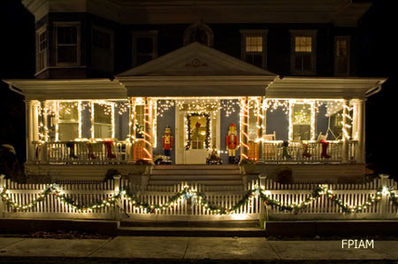 Front Porch Appeal, Issue #008 - Happy Holiday Wishes to All