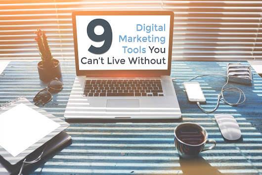 9 Digital Marketing Tools You Can't Live Without - Search Engine Journal