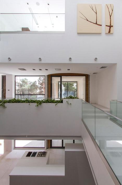 Sharif-ha House by Nextoffice