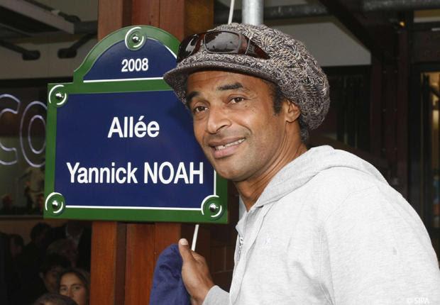 """Yannick Noah : """"Les joueurs responsables"""""""